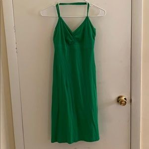 Jade green sundress